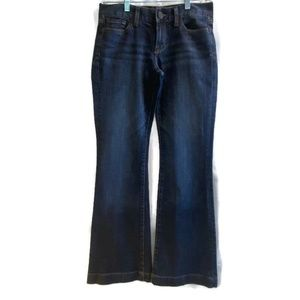Express jeans Eva fit and flare stretch denim 0
